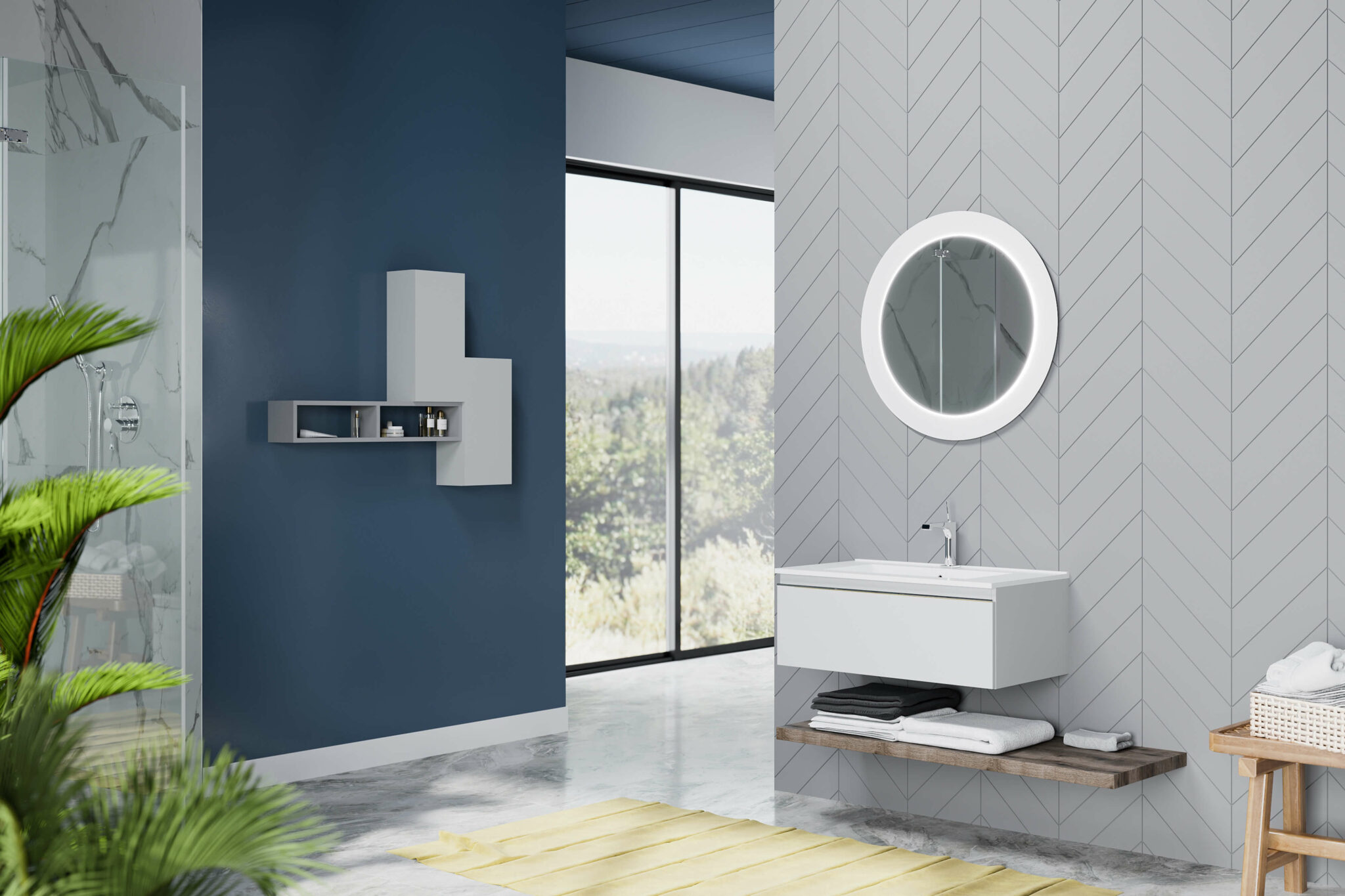 Cat de important este sa ai un mobilier de baie pe placul tau?