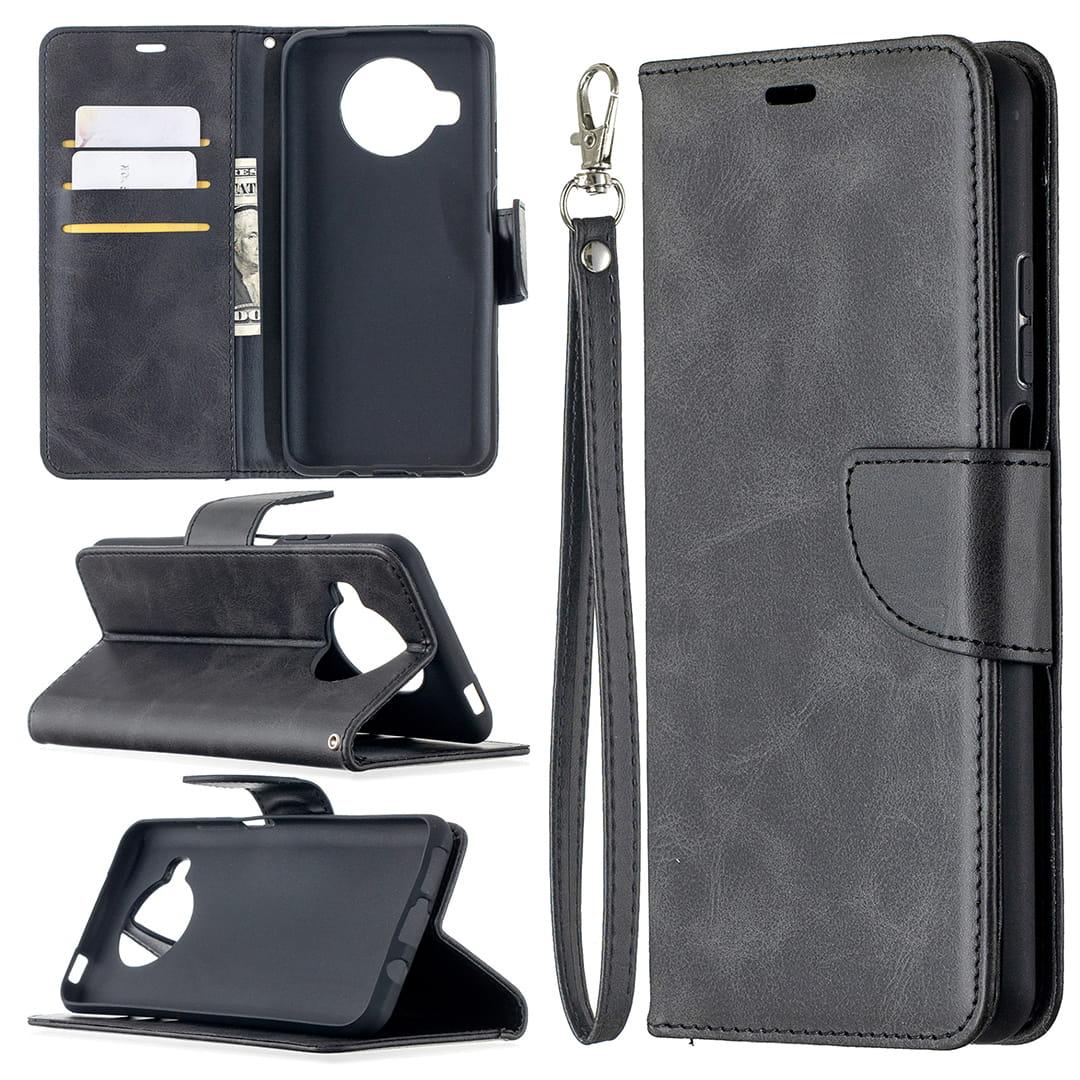 Husa pentru Xiaomi Mi 10T Lite ProCase Wallet Premium, negru